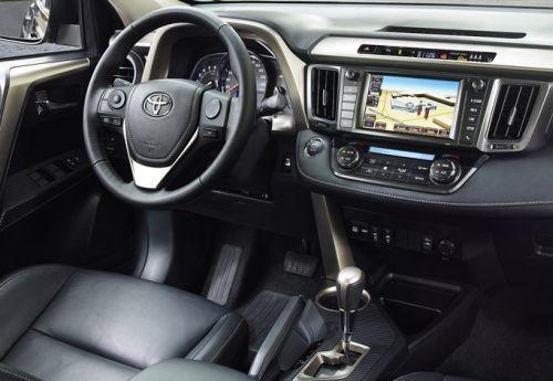 Lovely New 2015 Toyota Rav4
