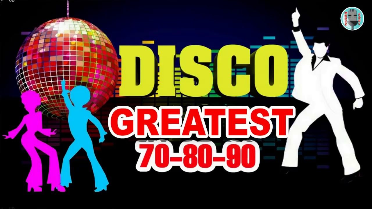 Best Disco Dance Songs of 70 80 90 Legends Golden