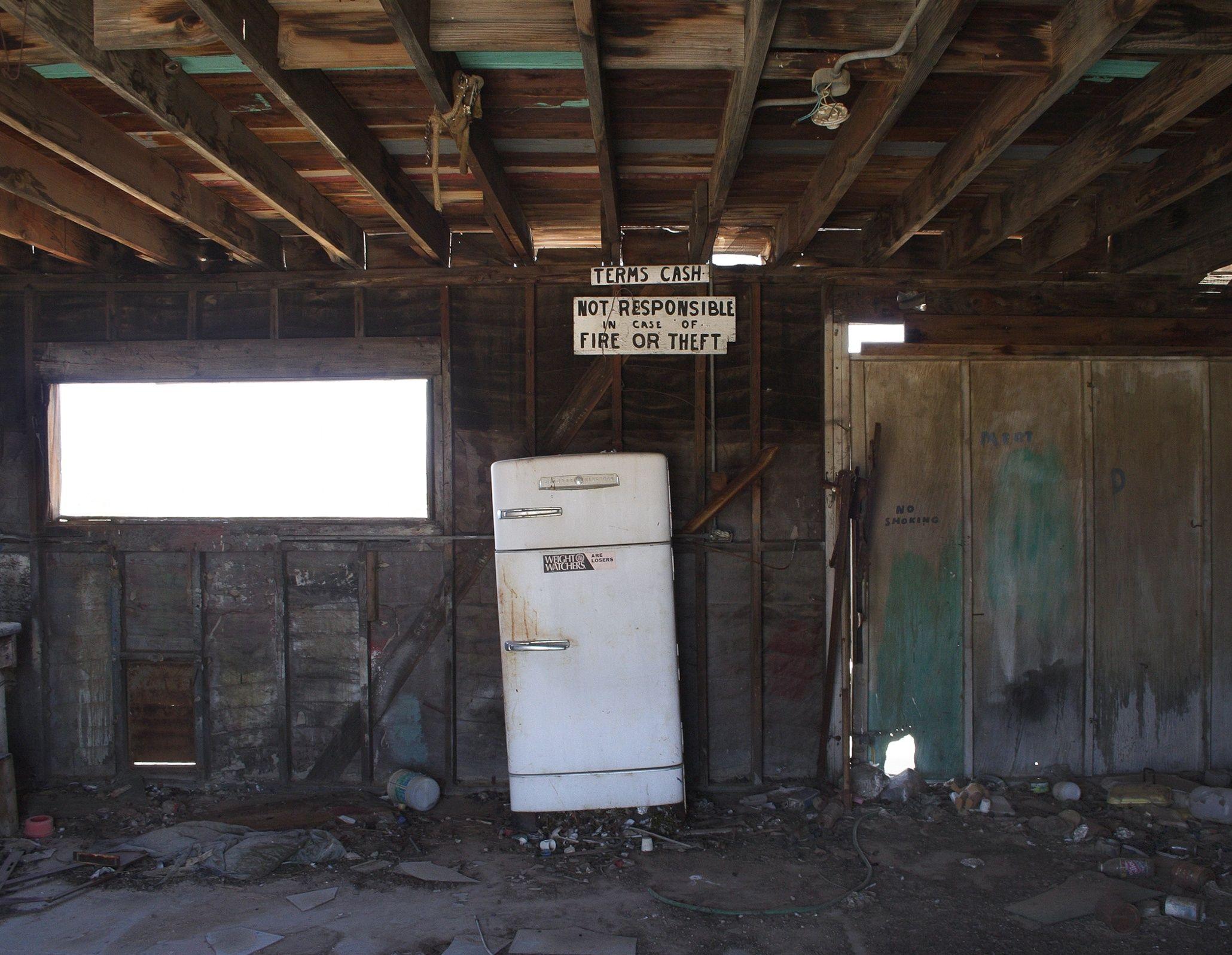 The Jackrabbit Homesteads of Wonder Valley | tiny houses | Pinterest