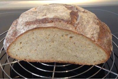 Brot vom Niederrhein: Kartoffel-Weizen-Roggenbrot (50/39/11) für Götz von Berlichingen (BLOG-EVENT)