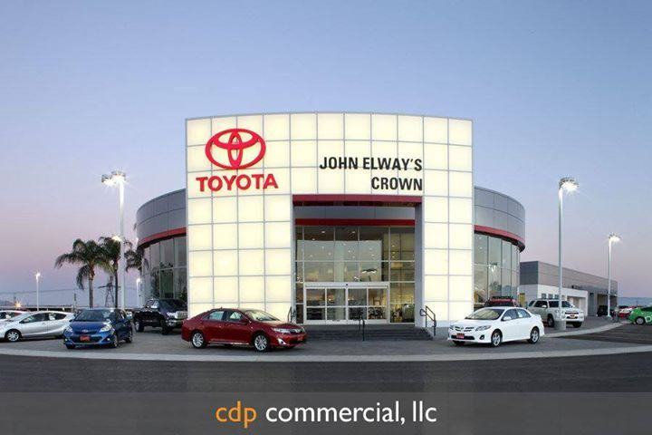 John Elway Toyota >> Pin By Cdp Commercial On Architectural Photography Toyota