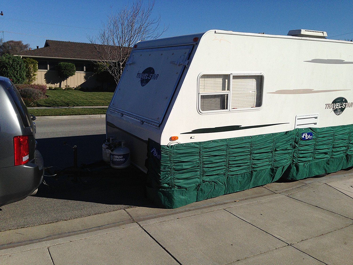 Dont freeze winter rving musthaves rv skirting rving