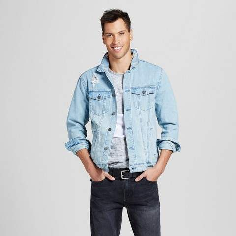 8ffa6fafd5 Jackson Men's Jean Jacket   Products   Jackets と Men
