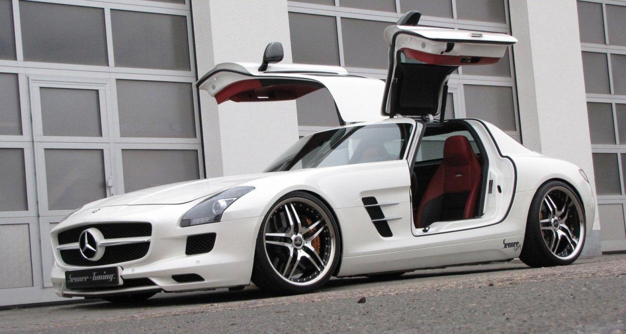 Mercedes-Benz SLS AMG от Senner Tuning