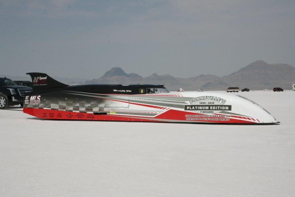 The Most Badass Cars Of Bonneville Speed Week 2018 Cars Cool
