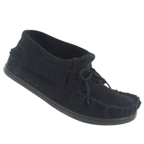 Amazon.com: SoftMoc Women's 2148 TPR Sole Midcut Fringe Moccasin: Shoes