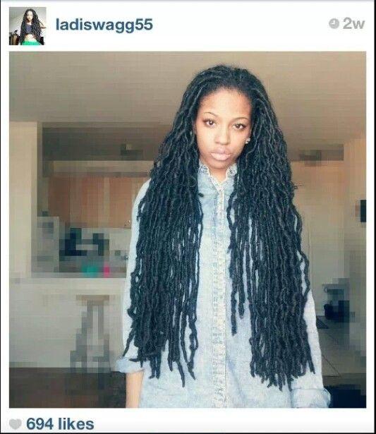 )) Natural Hair Glory #locs