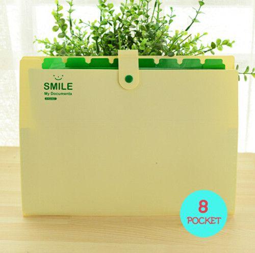 christmas kawaii girls decorative a4 candy color decorative file folder for school spring korean file folder