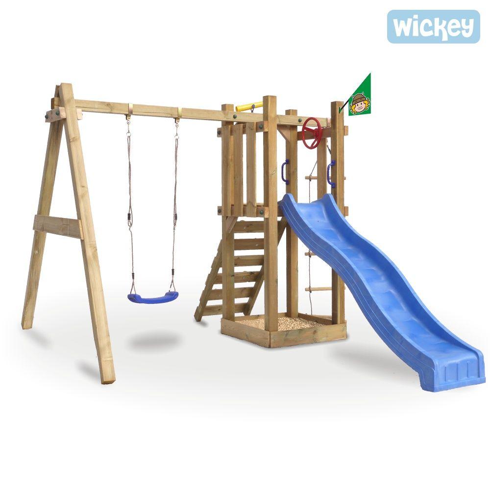 Spielturm Wickey Sunshine, Der Spielturm für den kleinen Garten ...
