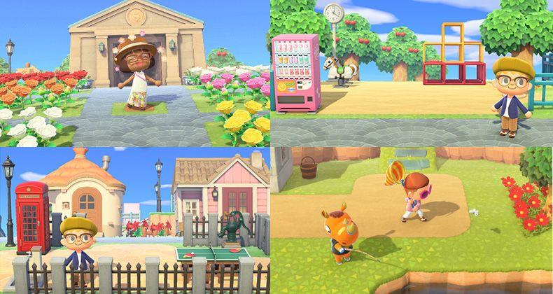 More New Animal Crossing New Horizons Screenshots From