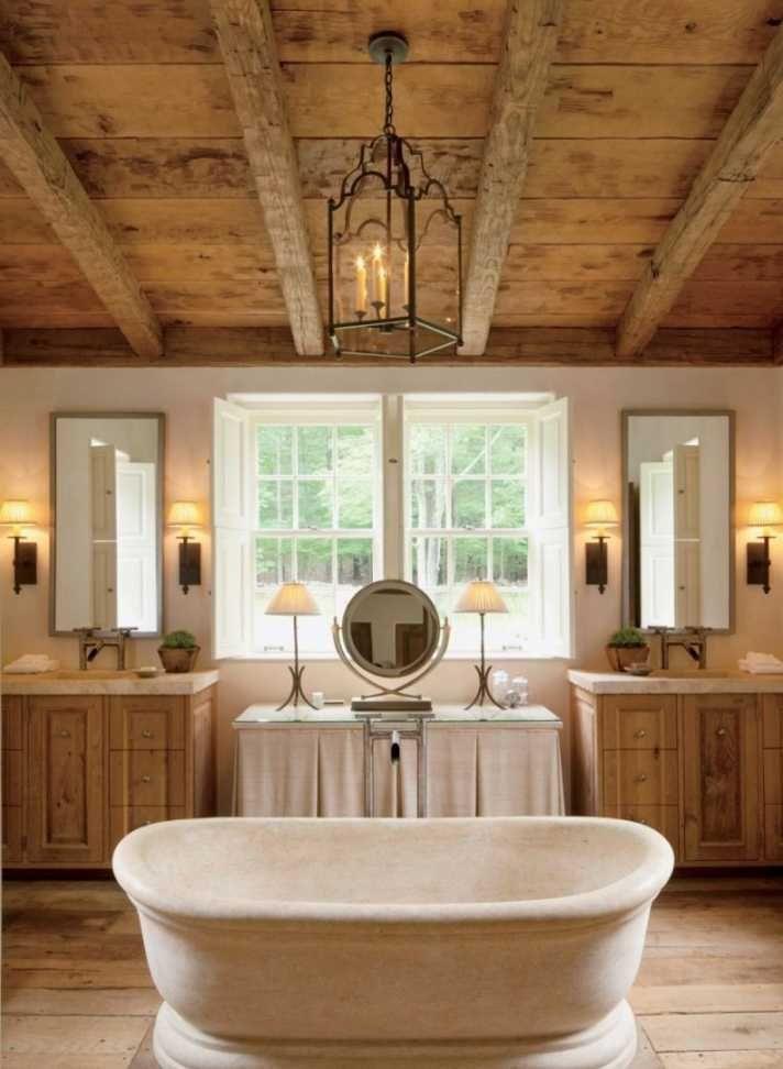 Cuartos de Baño Rusticos - http://casaprefabricadas.info/cuartos-de ...