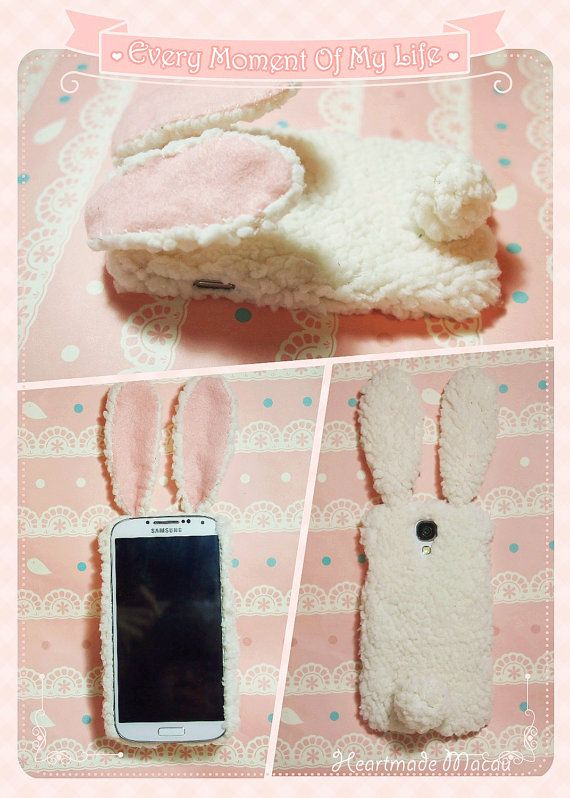 best value df320 f4339 OMG It's so fluffy I'm gonna die!!! bunny phone cover | Technology ...