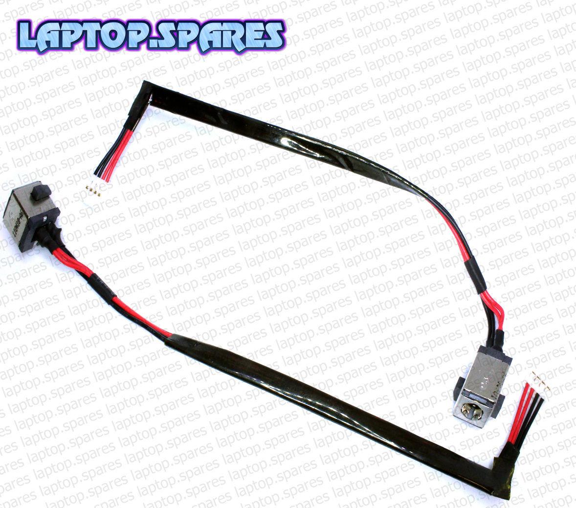 638 Gbp Dc Power Jack Socket Cable Wire Dw258 Toshiba Satellite Wiring U500 U505 U502 Series