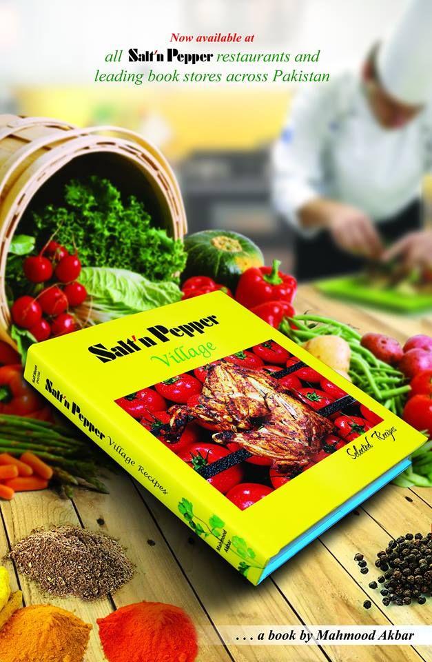 Salt N Pepper Village Selected Recipes Cook Book By Mahmood