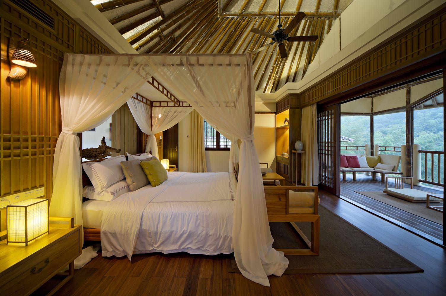 Gallery Of Bamboo Villa Live In The Nature C C Design 12 Con
