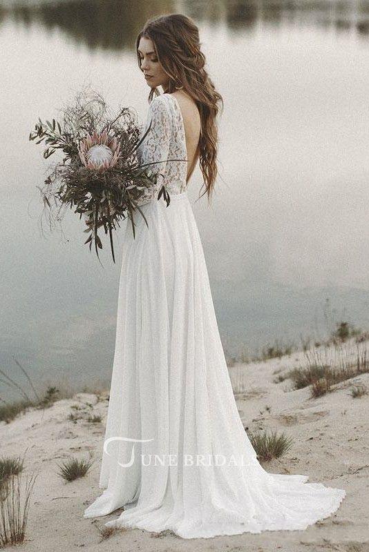 Pin By Jessica Sears On 2020 Wedding Boho Wedding Gowns V Neck Wedding Dress Wedding Dress Belt