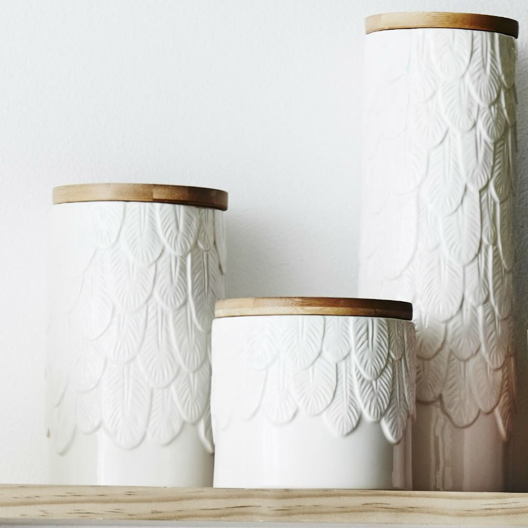 Kitchen Storage Canisters | Kitchen Canisters | Pinterest | Storage ...