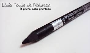 Lápis Toque de Natureza!!