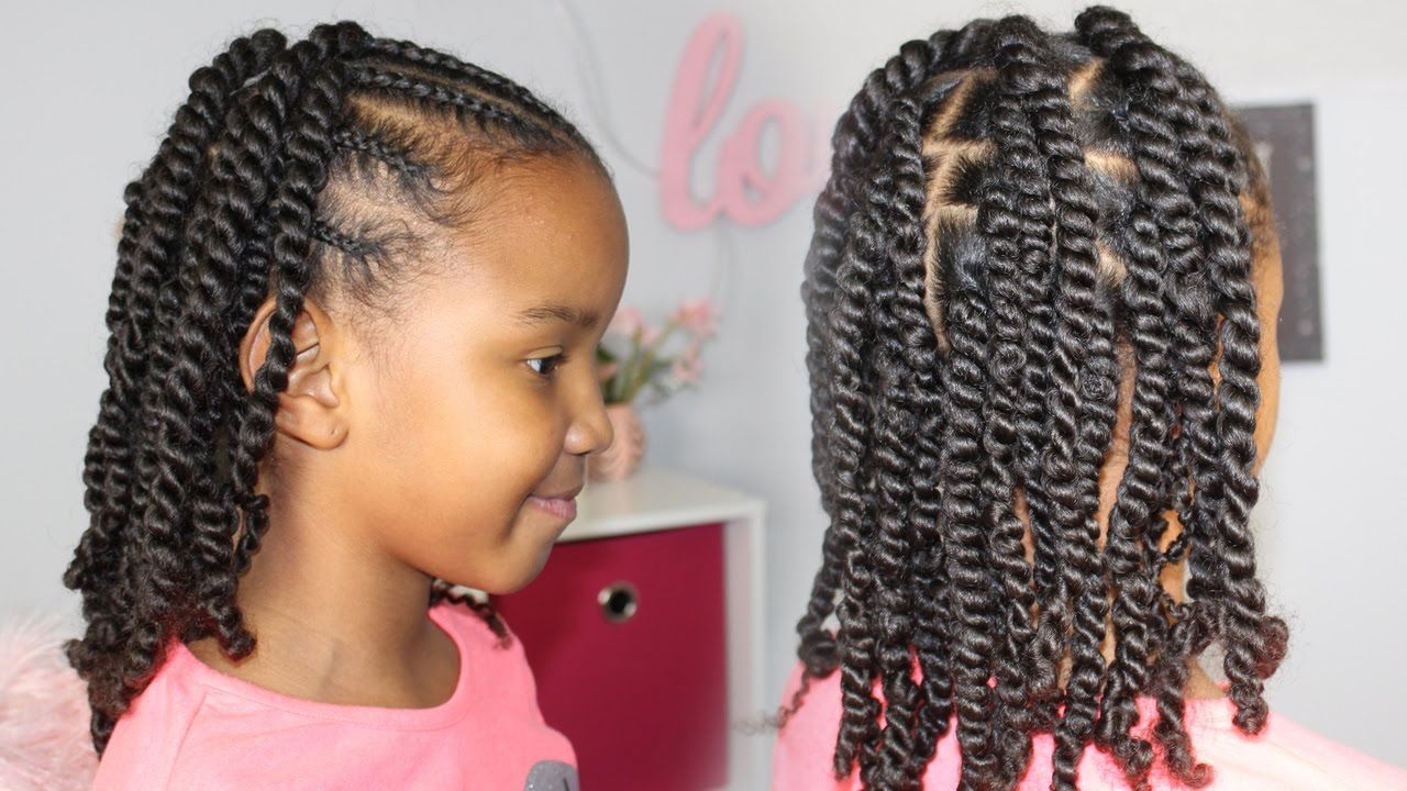 Braids And Twists Full Tutorial Is Linked Hair Styles Natural Hair Styles Twist Hairstyles