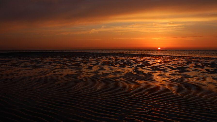 Sunset sea sun horizon hd wallpapers download hd wallpapers sunset sea sun horizon hd wallpapers download altavistaventures Gallery