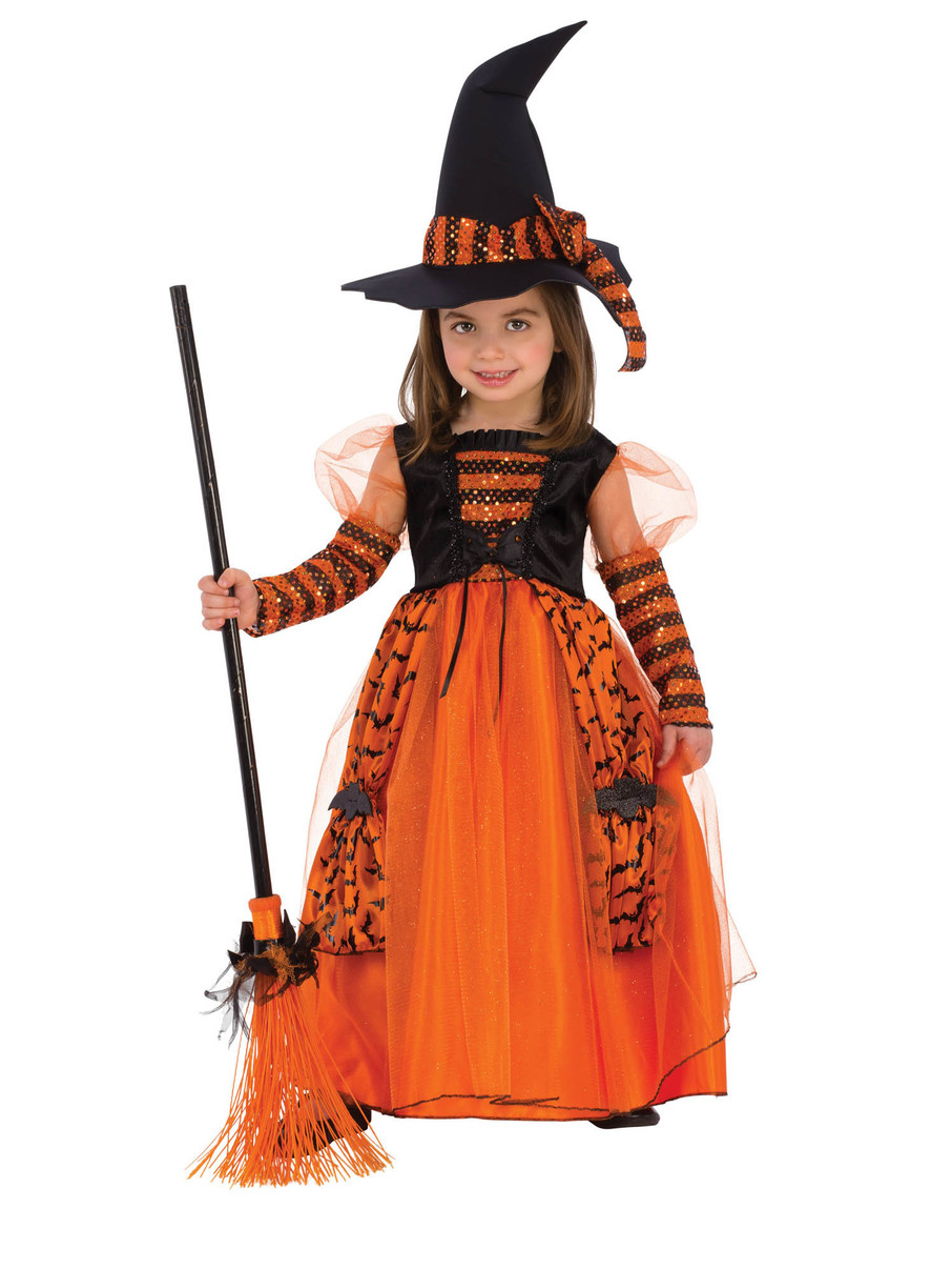 Sparkle Witch Costume for Girls Disfraces de halloween