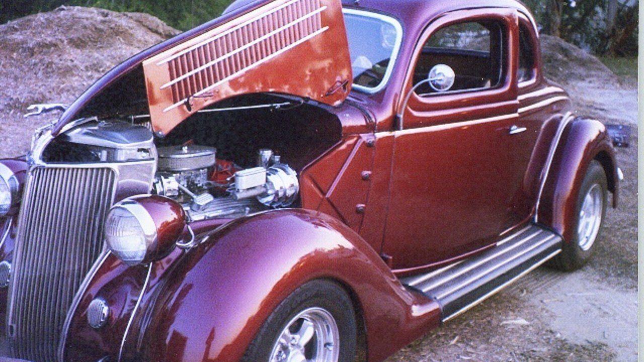 1936 Ford Custom for sale near Cypress, California 90630 - Classics ...