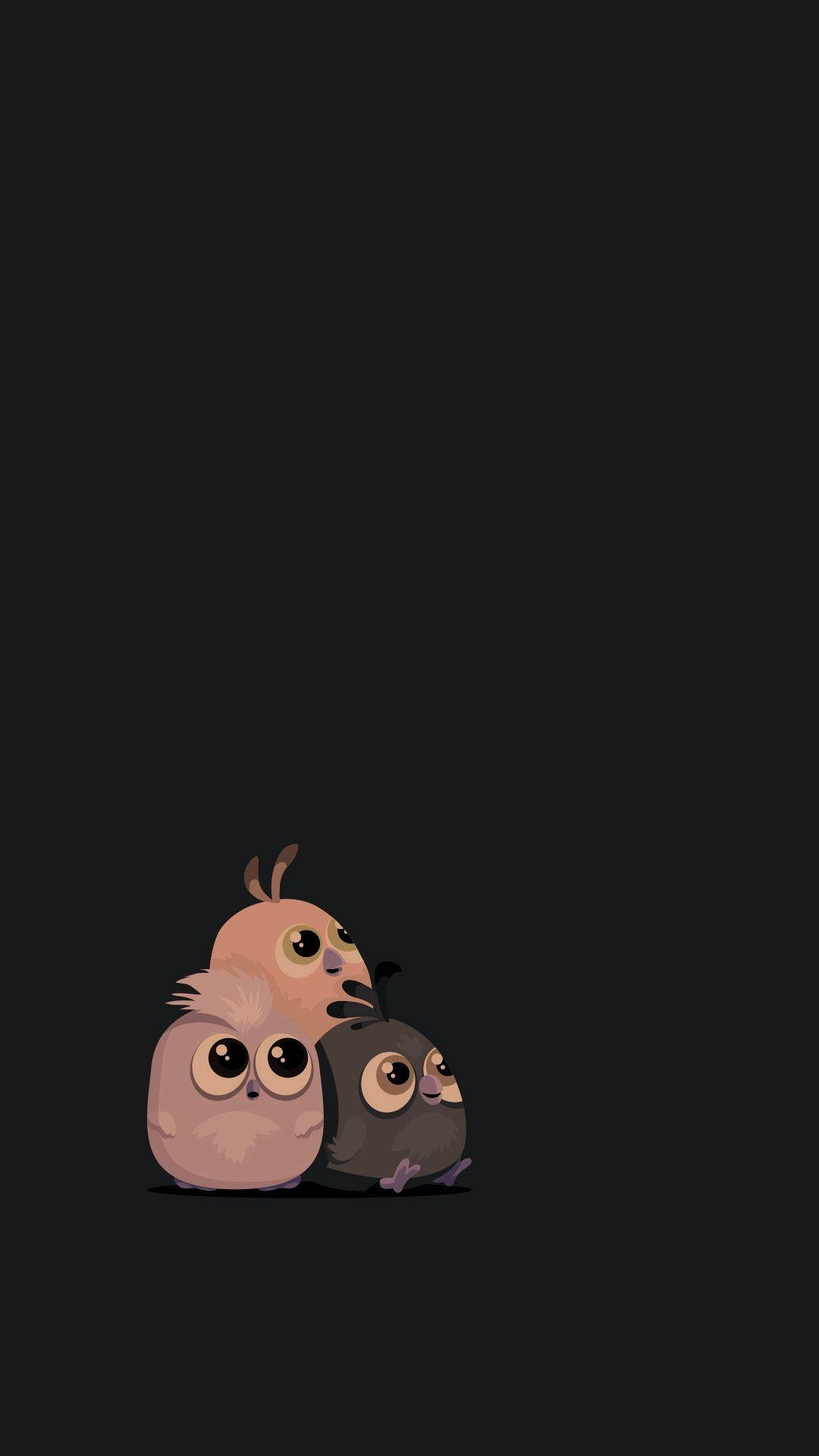Simple Clean Wallpaper Cartoon Wallpaper Iphone Cute Owls Wallpaper Cute Cartoon Wallpapers