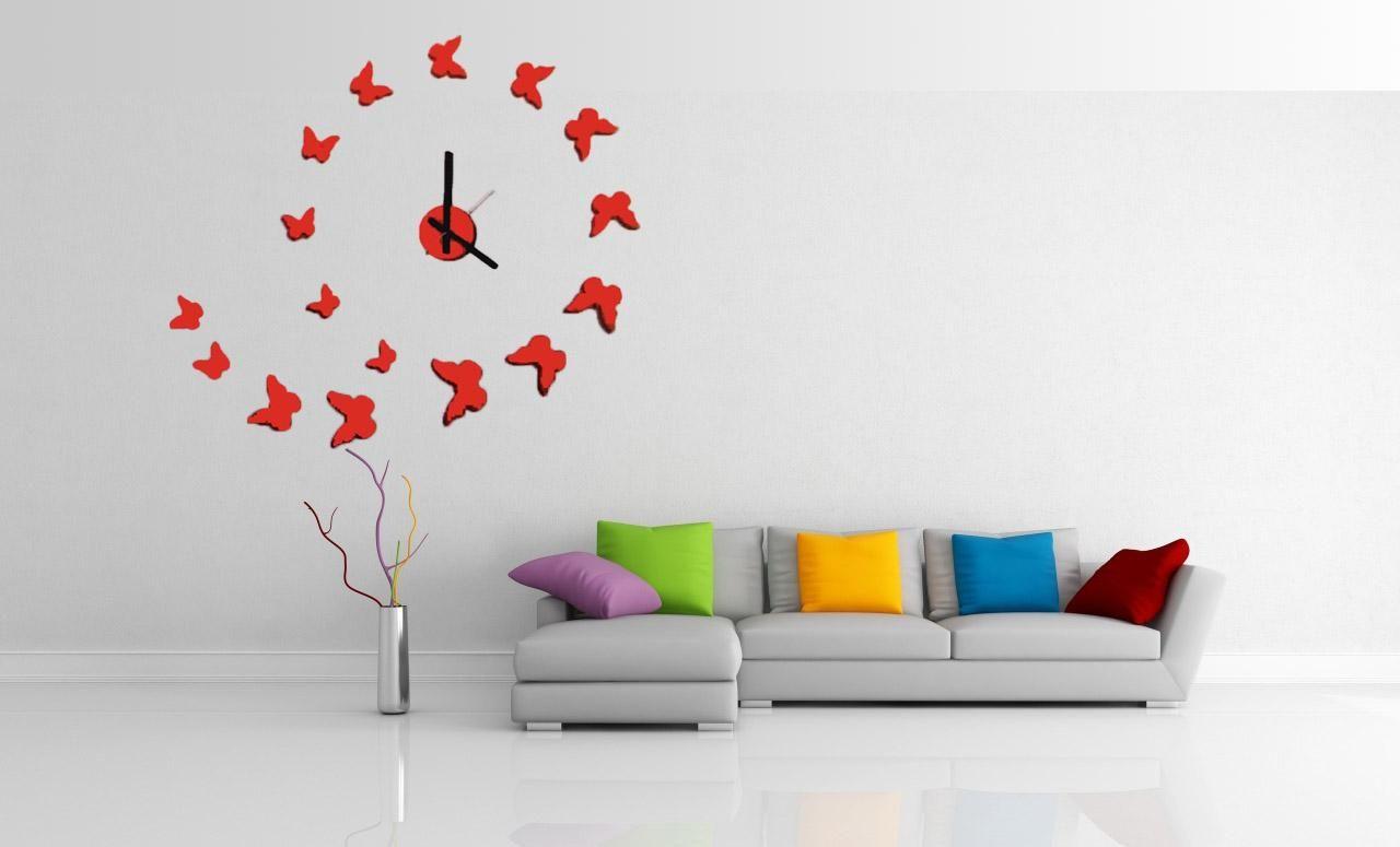Beautiful 8 Imageries For Wall Clocks Designs | Interior Design ...