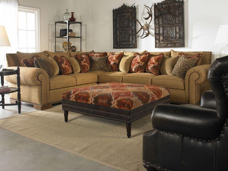 Sectional Sofa Basement   Home Decor   Pinterest