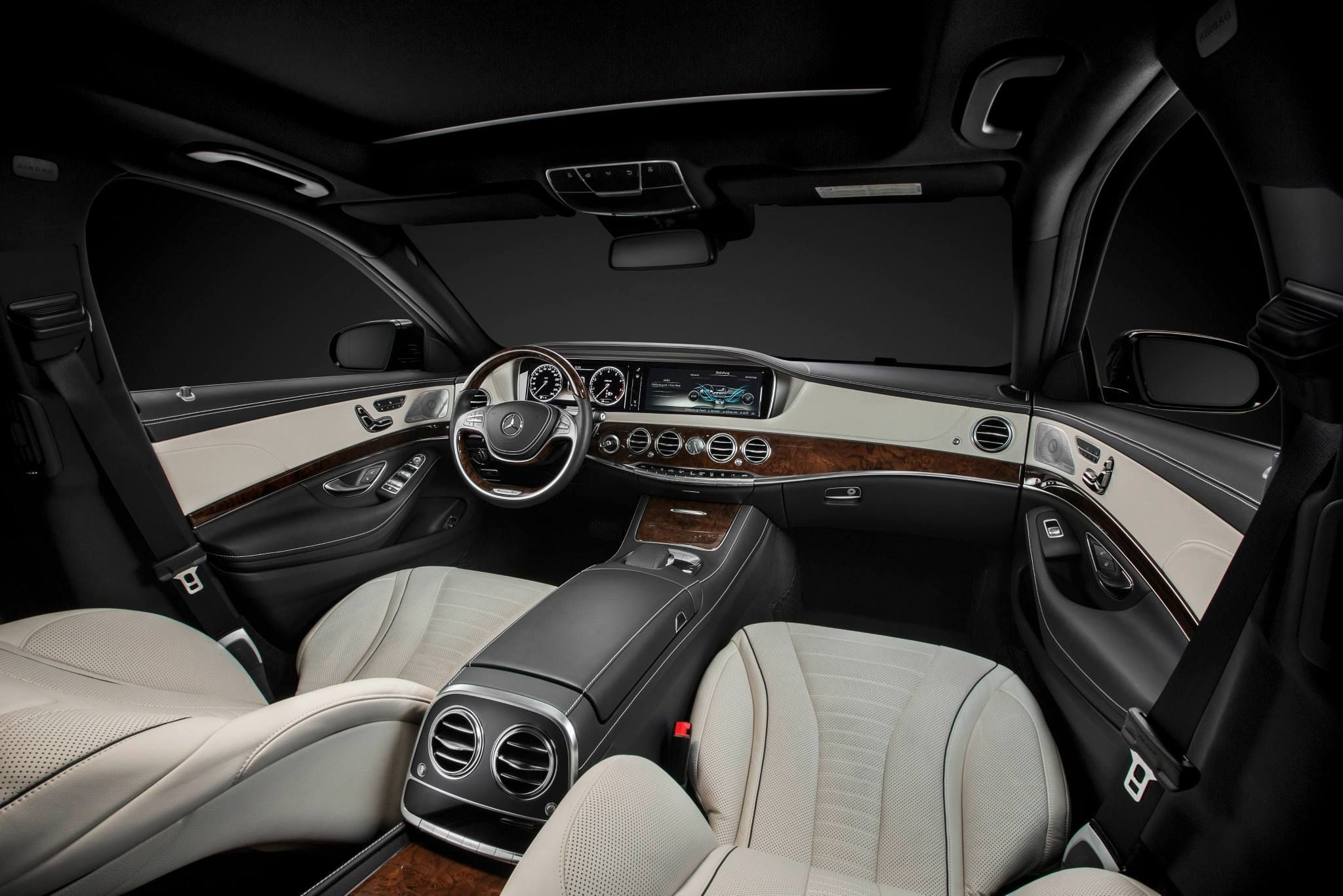 The Essence Of Luxury Is Captured Perfectly From This Interior
