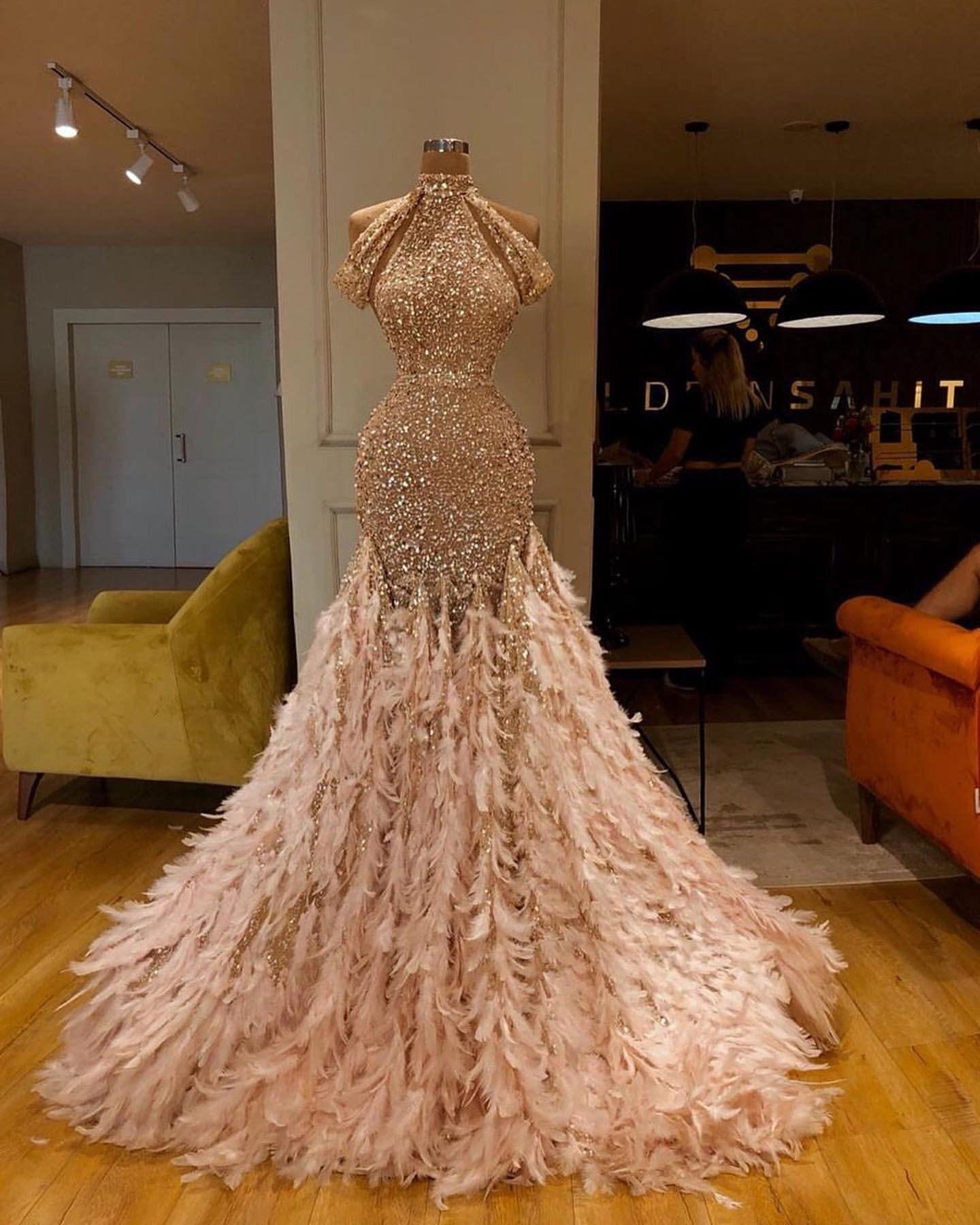 luxus abendkleider lang mit glitzer | abendkleid, schöne