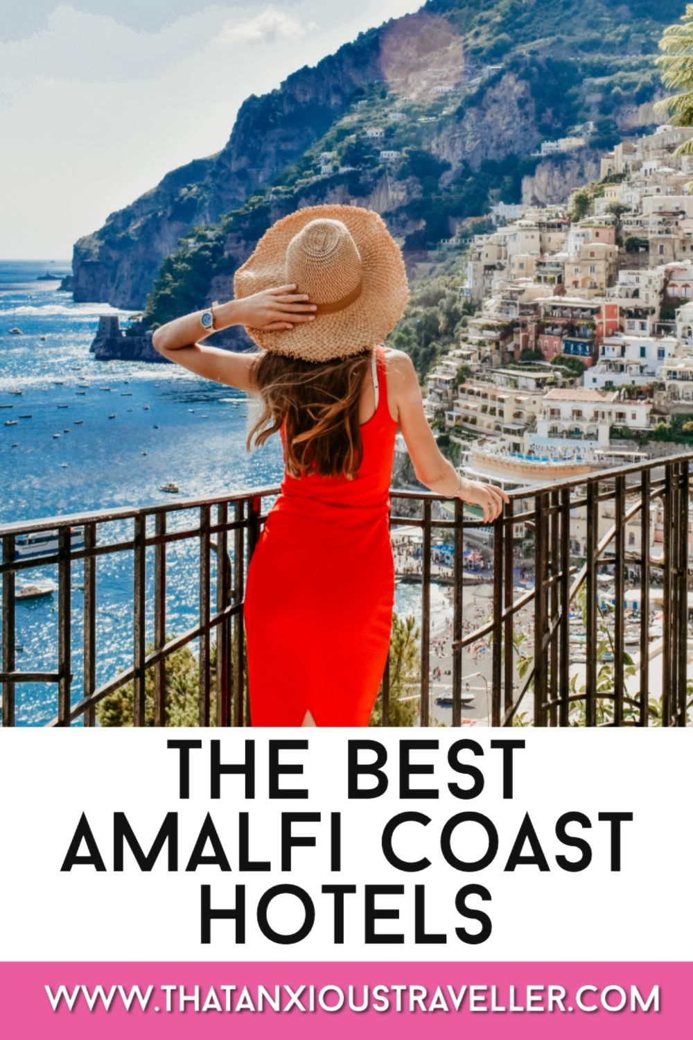 Looking for the very best places to stay on the Amalfi Coast? Find the best hotels in Positano, Amalfi, Ravello, Capri, Sorrento and Naples with this guide to the best hotels on the Amalfi Coast! Read insider tips, and discover your ideal place to stay for a perfect Italy vacation. Take the guesswork out of picking a good hotel, with these hotels and B&Bs for all budgets that'll guarantee happiness! #amalficoast #amalficoastwedding #italy #hotels