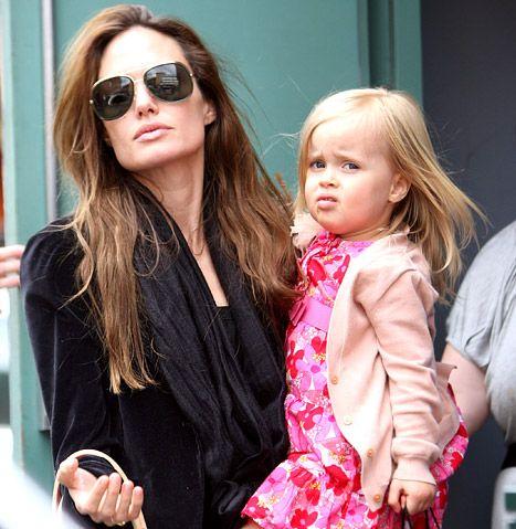 Vivienne Jolie Pitt Earned 3 000 A Week For Maleficent Role