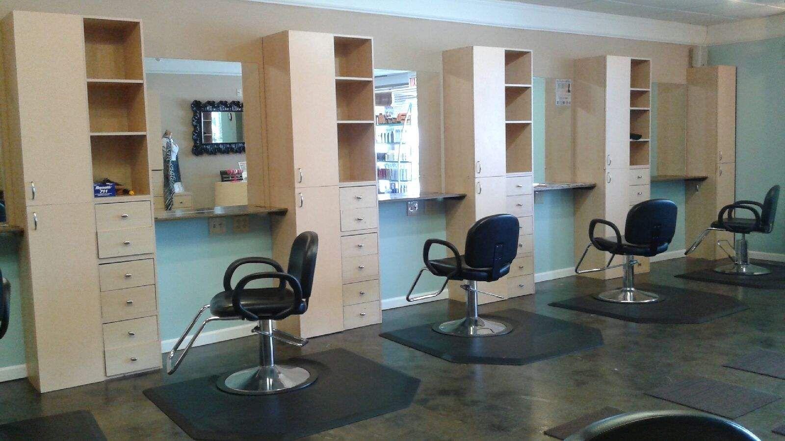 Hairstylist booth rentals only 190 wk alpharetta ga