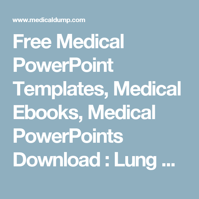 Free medical powerpoint templates medical ebooks medical free medical powerpoint templates medical ebooks medical powerpoints download lung cancer staging pdf document toneelgroepblik Gallery