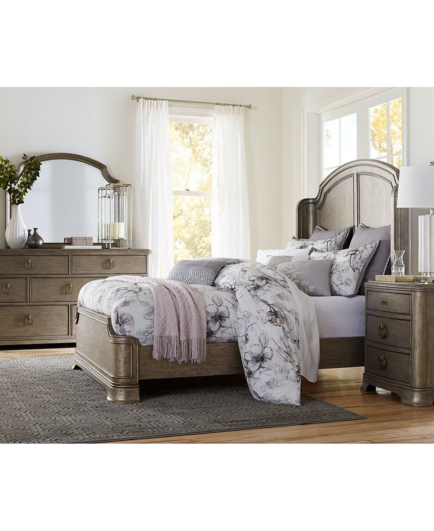 Kelly Ripa Home Hayley Bedroom Furniture, 3-Pc. Bedroom Set, Only ...