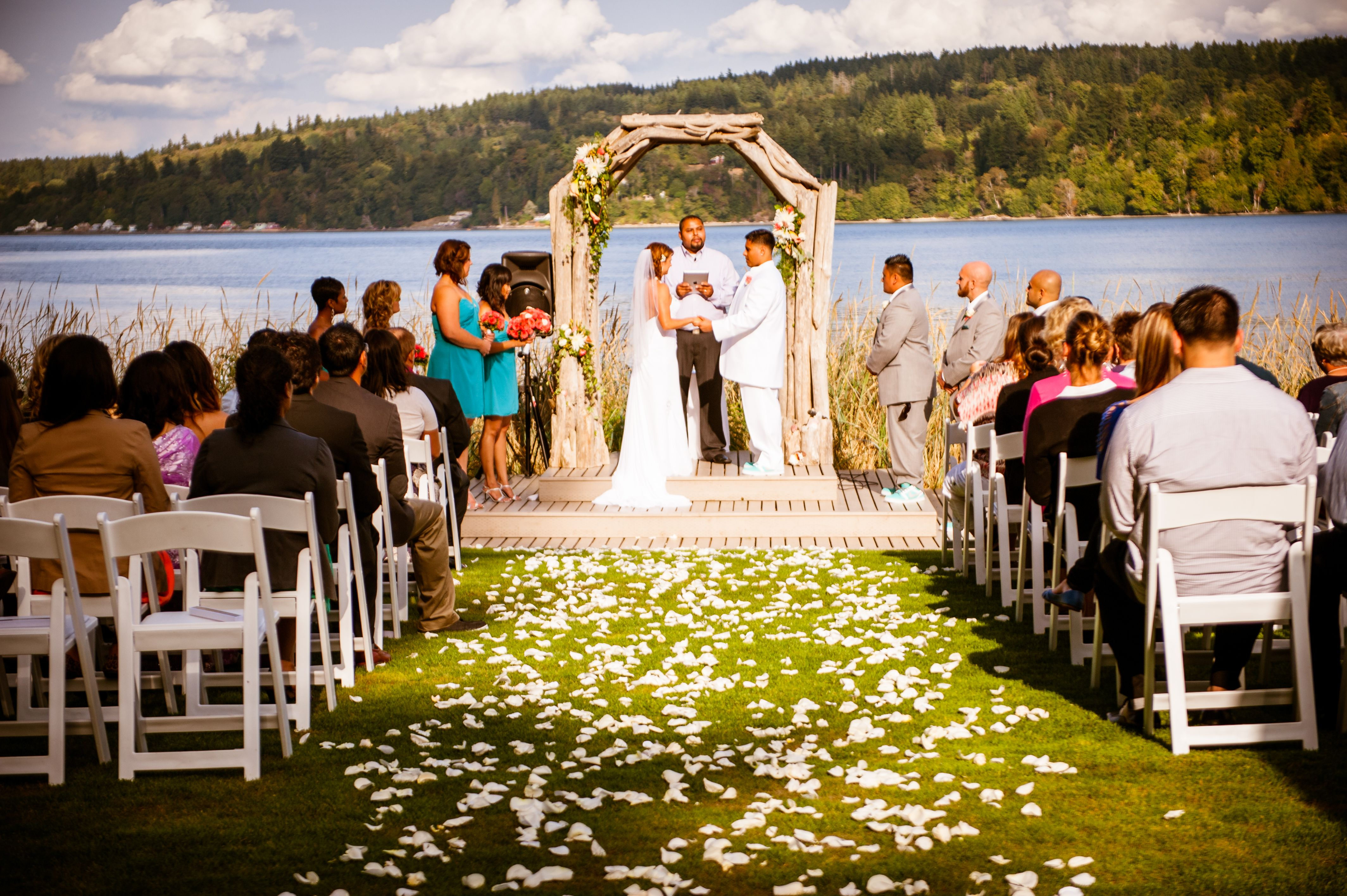 Perfect wedding picture idea best places to get married for Destination wedding location ideas