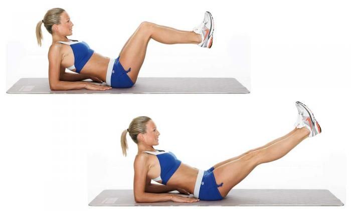 Image result for Leg Extension abs