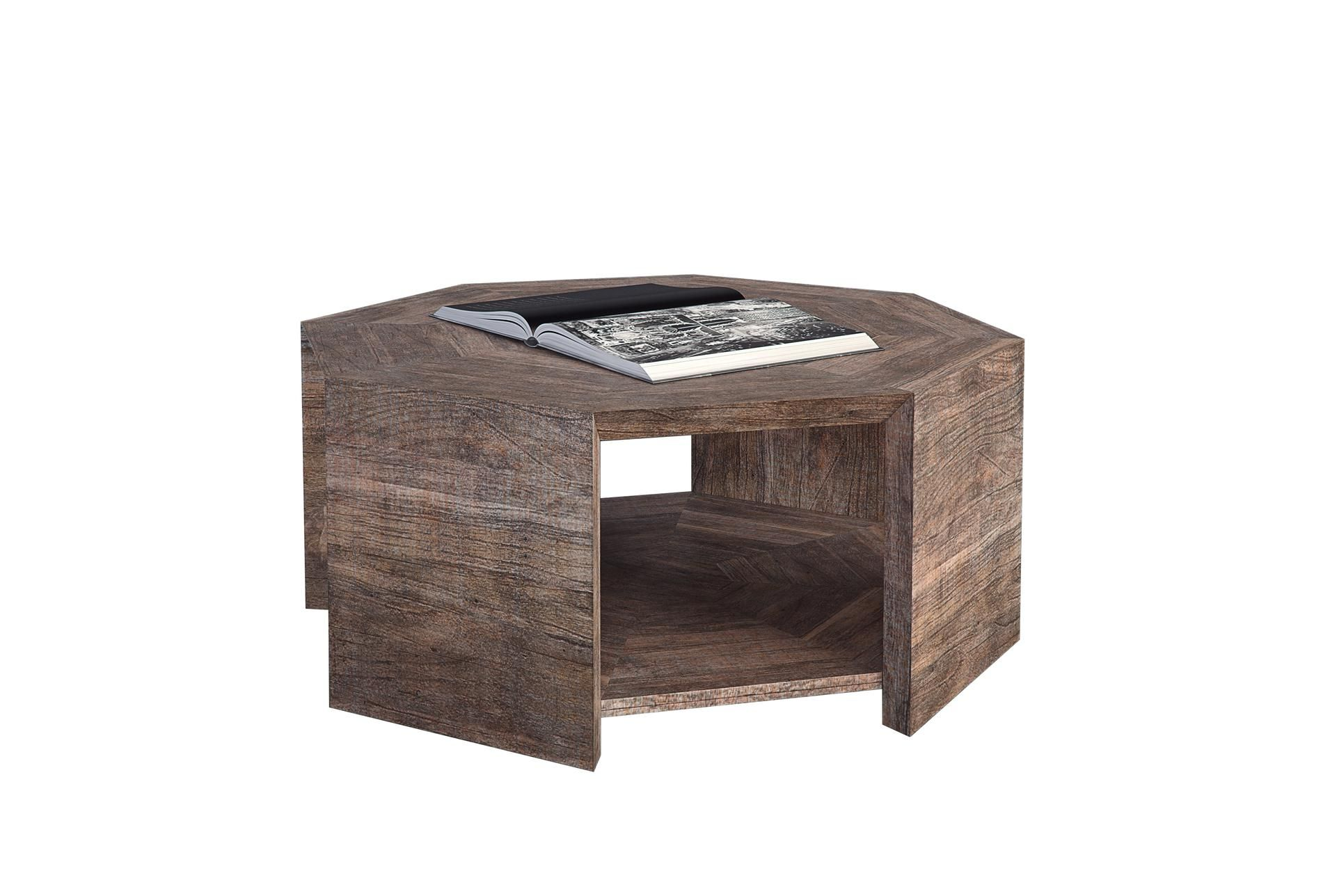 Camden Octagonal Cocktail Table Cocktail Tables Living Table Wood Dust [ 1288 x 1911 Pixel ]