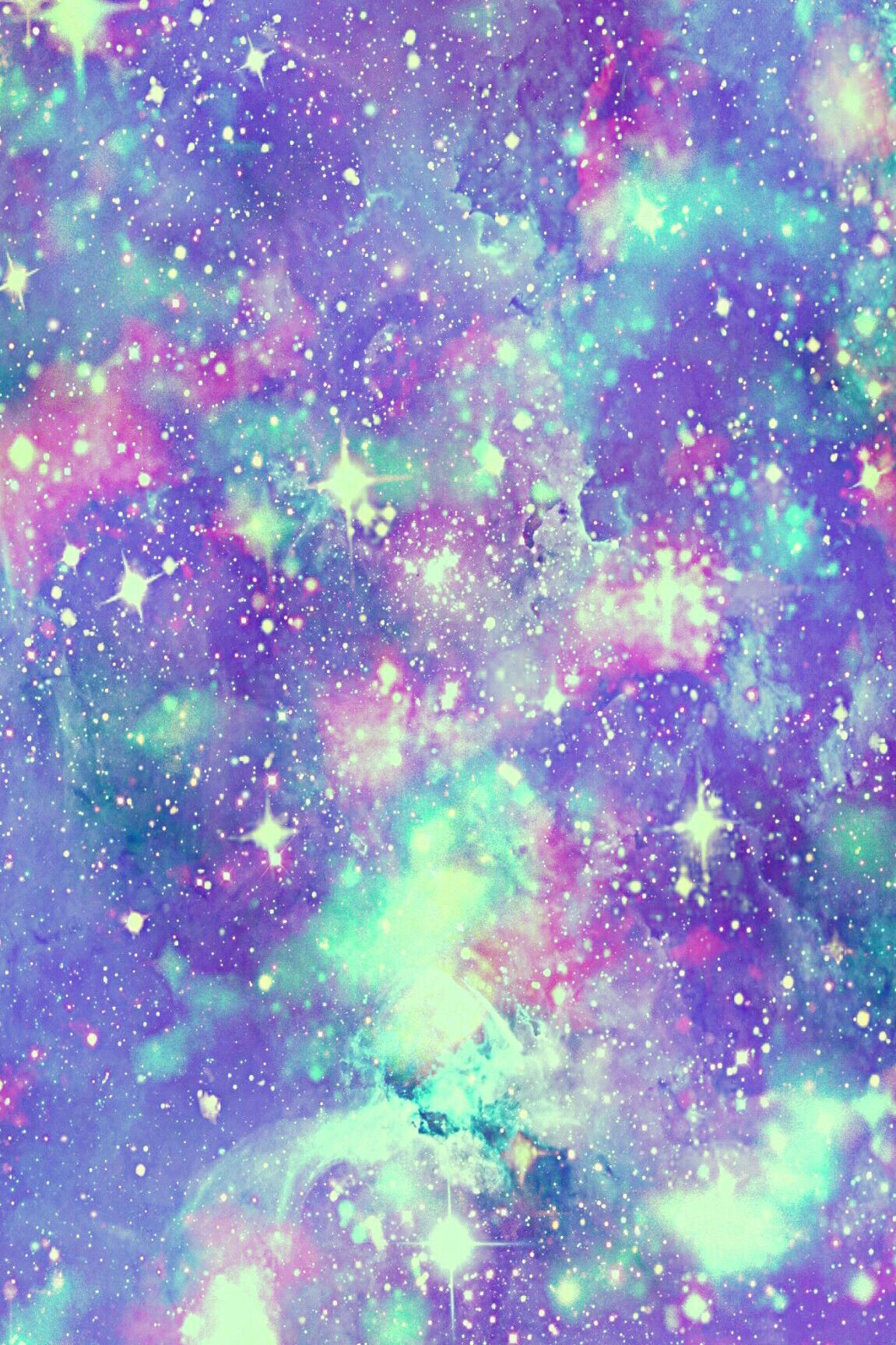 Freetoedit Glitter Sparkles Galaxy Pastel Shimmer Purple Colorful Stars Sky Space Overlay Purple Galaxy Wallpaper Pastel Galaxy Galaxy Wallpaper