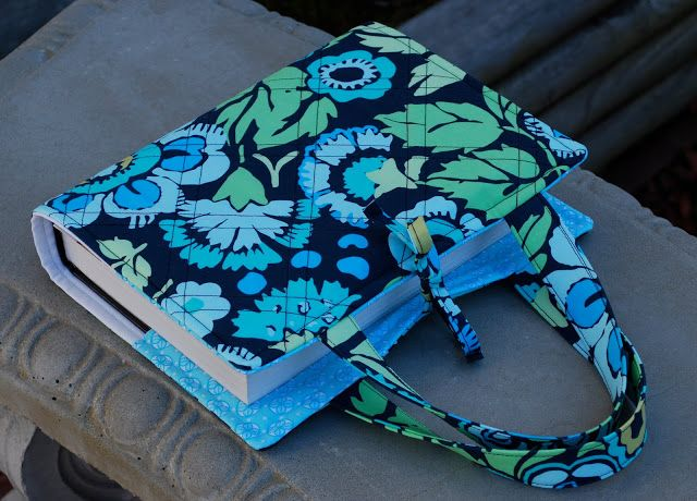 Book Cover With Handles Tutorial : Pin by nancy brown on sewables pinterest bible covers