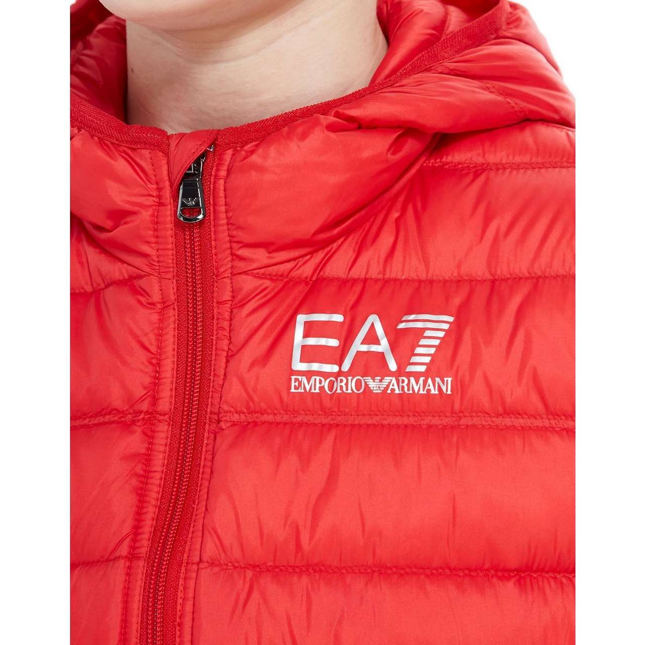 cost charm diversified in packaging hot-selling newest Emporio Armani EA7 Core Down Jacket Junior | Mens clothing ...