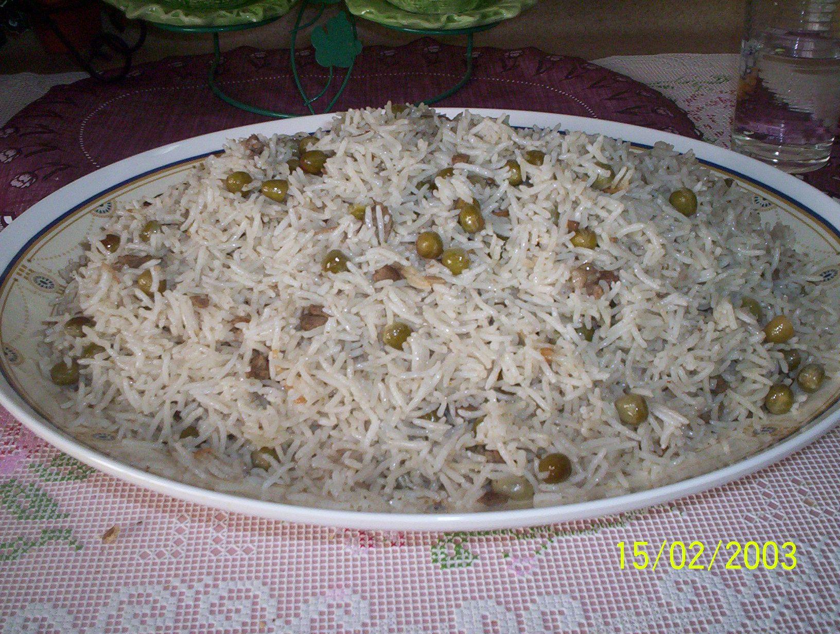 ملف منوع لأطباق الرز وبالصور لعيونكم رحمك الله يا أم فيصل منتديات عالم حواء Food Spices Coconut Flakes