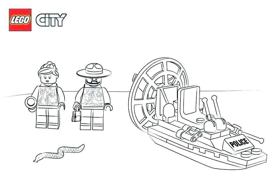 Lego City Malvorlagen Zum Ausdrucken | Disney star wars ...