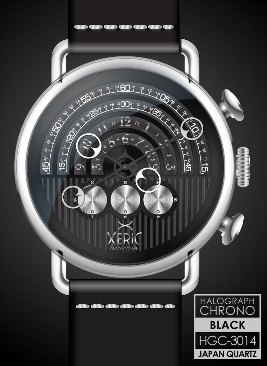 Xeric halograph quartz chronograph men 39 s apparel fancy watches watches watches for men for Watches xeric