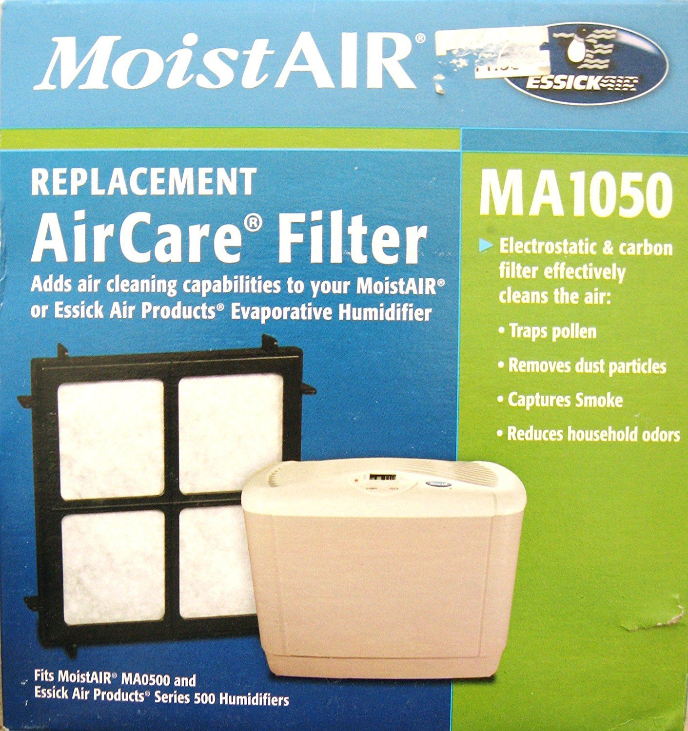 MoistAIR Replacement AirCare Filter fits MA0500 and Essick