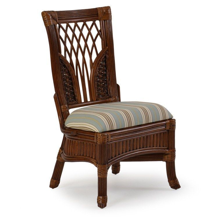 Rattan Dining Side Chair 5411