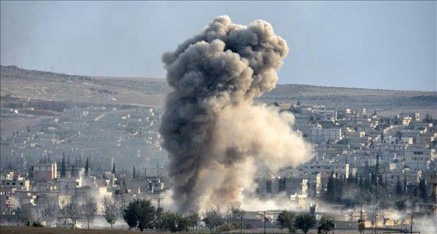 EEUU efectúa cinco ataques contra el EI en Siria y otros cinco en Irak - USA Hispanic