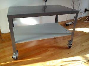 Table En Acier City Of Montreal Greater Montreal Image 1 Home Kijiji Drafting Desk