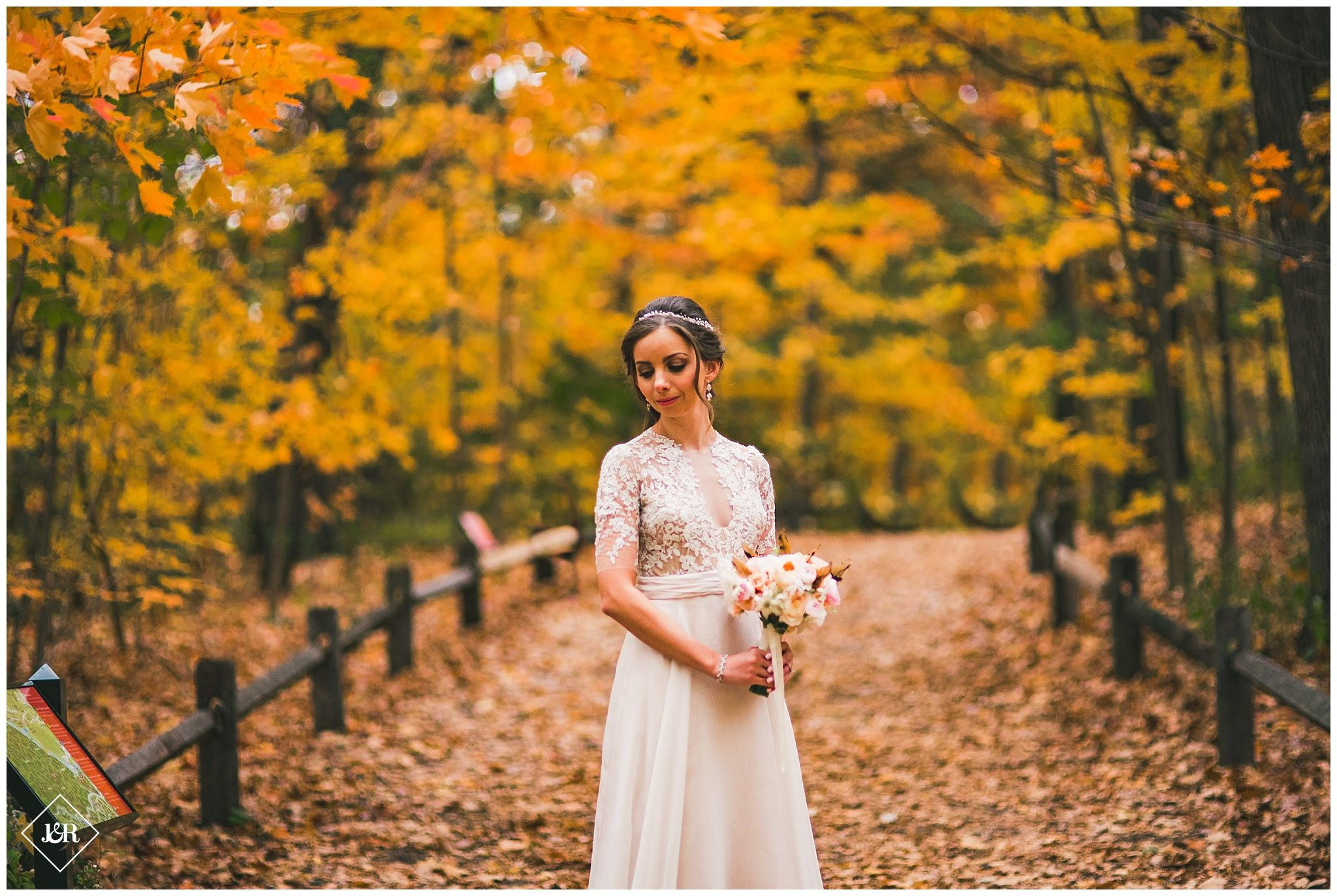 NY Botanical Garden Wedding | Wedding Portraits: Bride | Pinterest ...